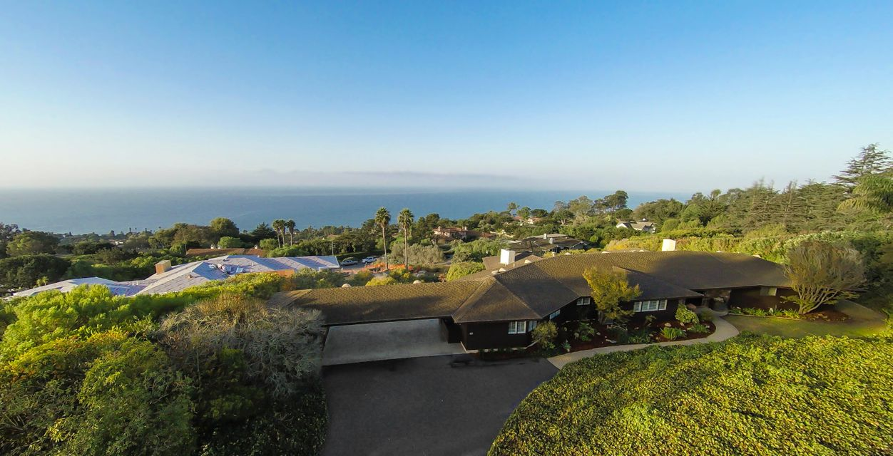 Property photo for 825 Centinela Ln Santa Barbara, California 93109 - 14-3263