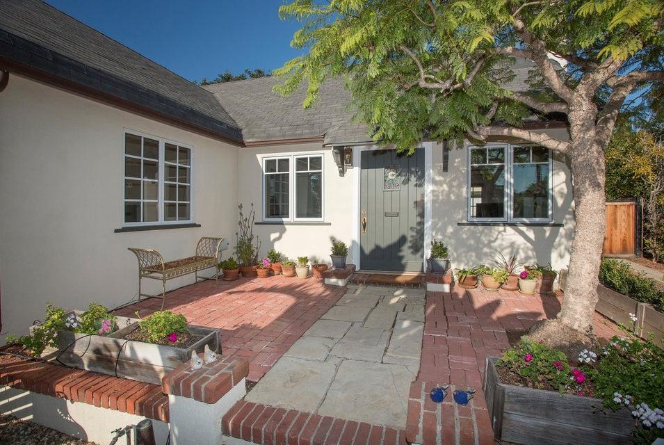 Property photo for 2528 Chapala St Santa Barbara, California 93105 - 14-3419