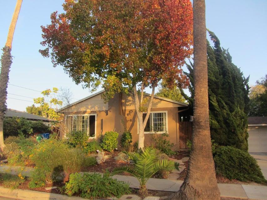 Property photo for 270 Coleman Ave Santa Barbara, California 93109 - 14-1514