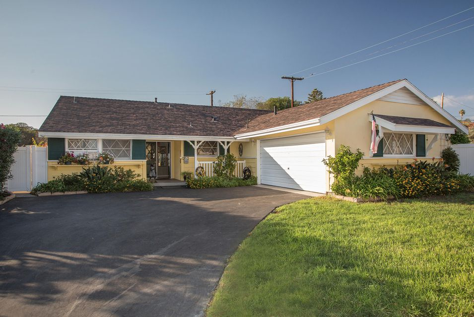 Property photo for 347 Salida Del Sol Santa Barbara, California 93109 - 14-3514