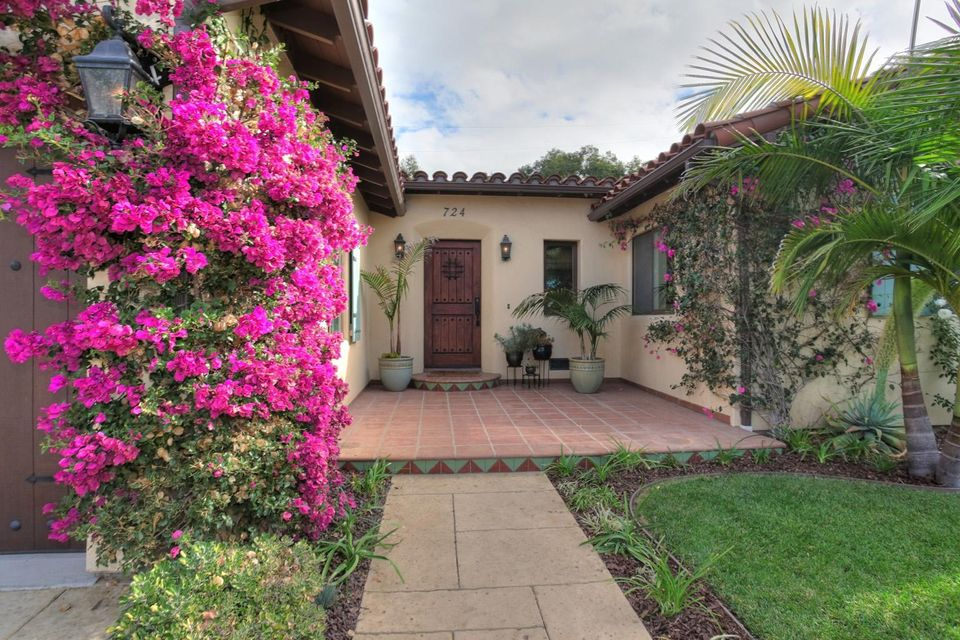 Property photo for 724 Grove Ln Santa Barbara, California 93105 - 14-3492