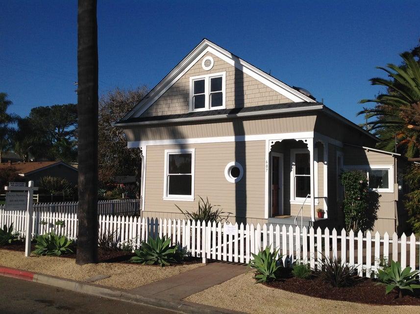 Property photo for 607 Walnut Ave Carpinteria, California 93013 - 14-3689