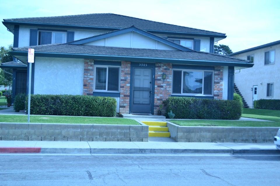 Property photo for 5985 Hickory St #1 Carpinteria, California 93013 - 14-3685