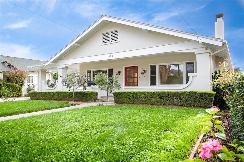 Property photo for 420 E Anapamu St Santa Barbara, California 93101 - 14-3691