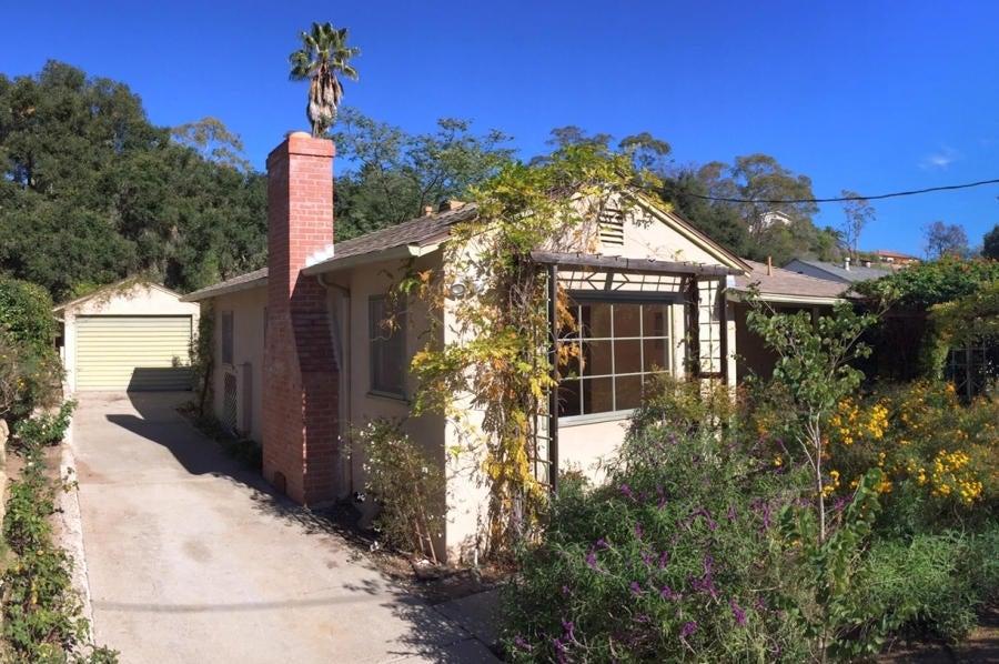 Property photo for 1756 Calle Poniente Santa Barbara, California 93101 - 15-58