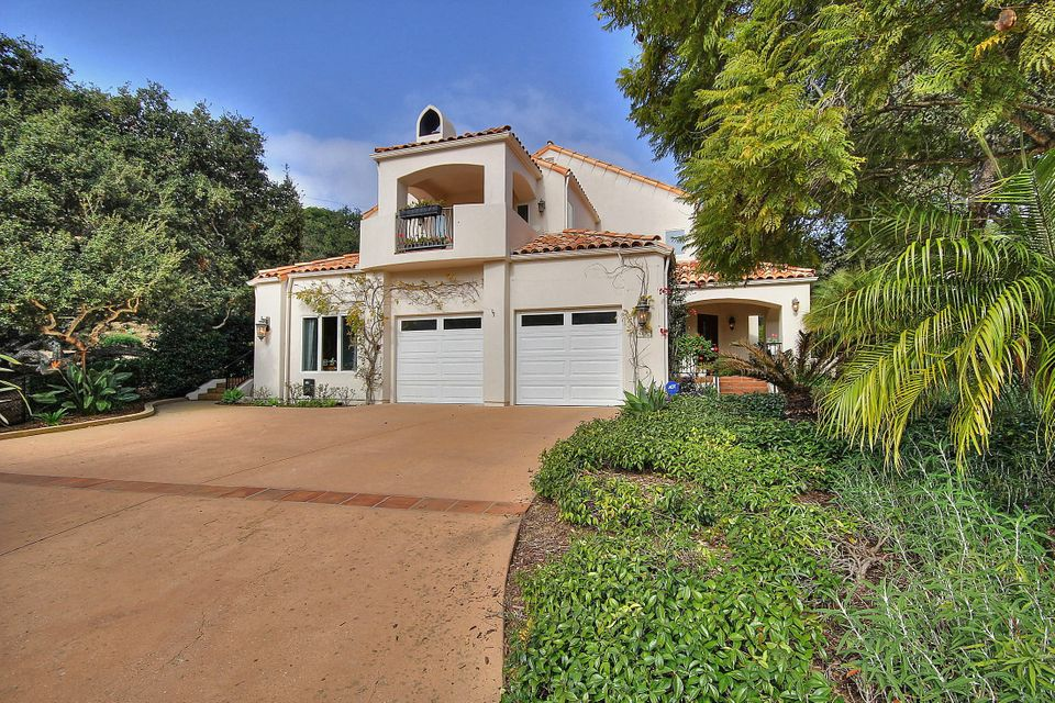 Property photo for 4137 Hidden Oaks Rd Santa Barbara, California 93105 - 15-361