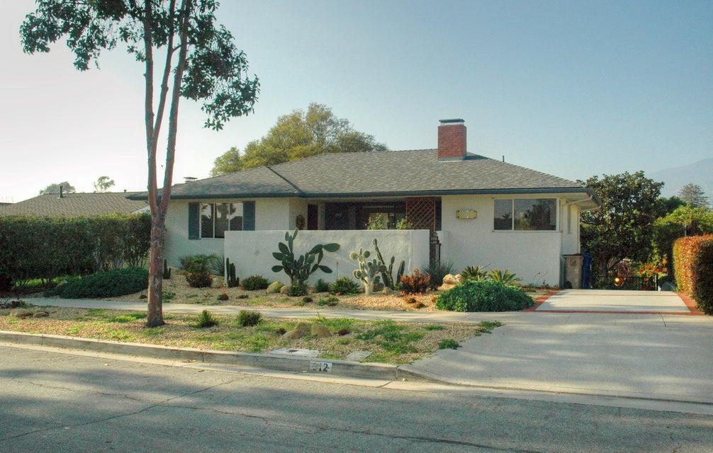 Property photo for 312 Samarkand Santa Barbara, California 93105 - RN-12010