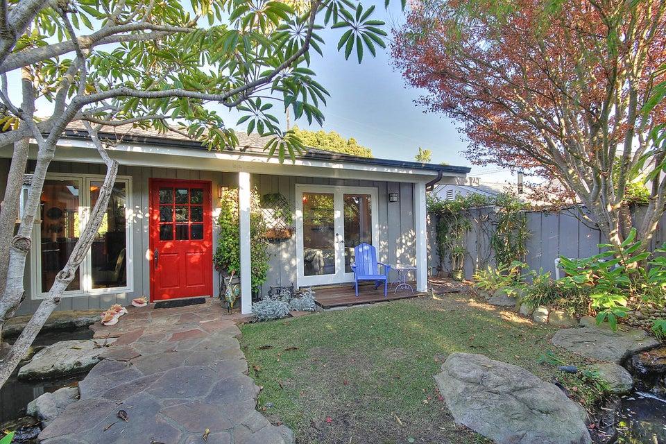 Property photo for 206 La Plata Santa Barbara, California 93109 - 15-885