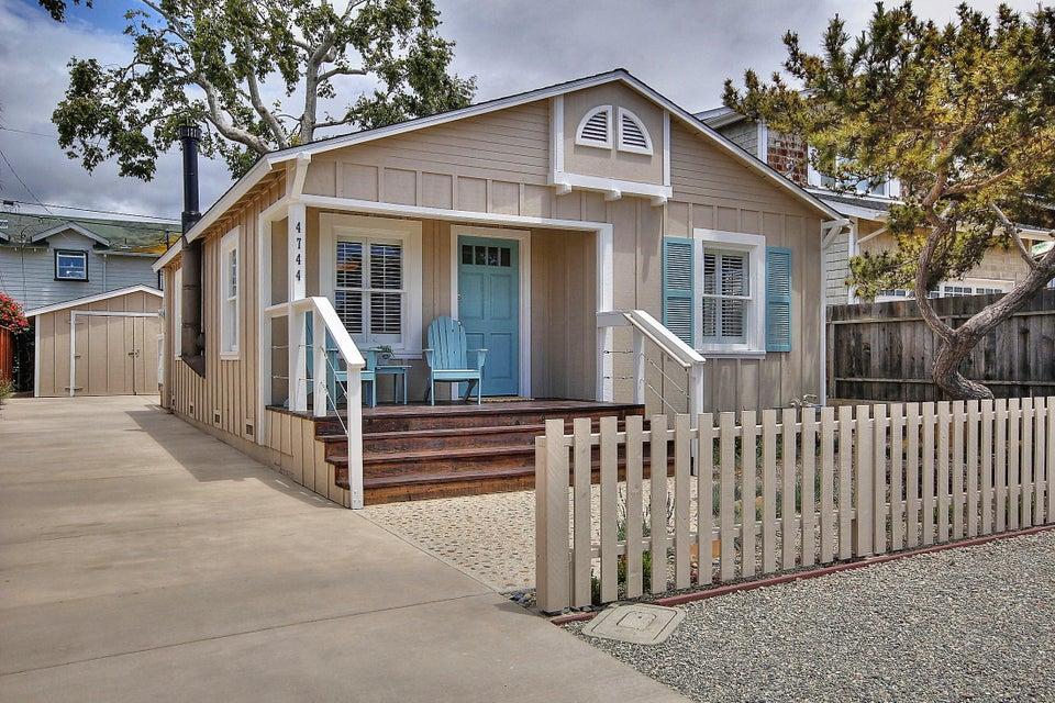 Property photo for 4744 Third St Carpinteria, California 93013 - 15-1636