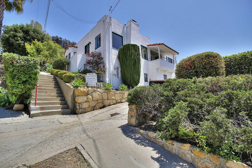 Property photo for 620 Sierra St Santa Barbara, California 93103 - 15-1669