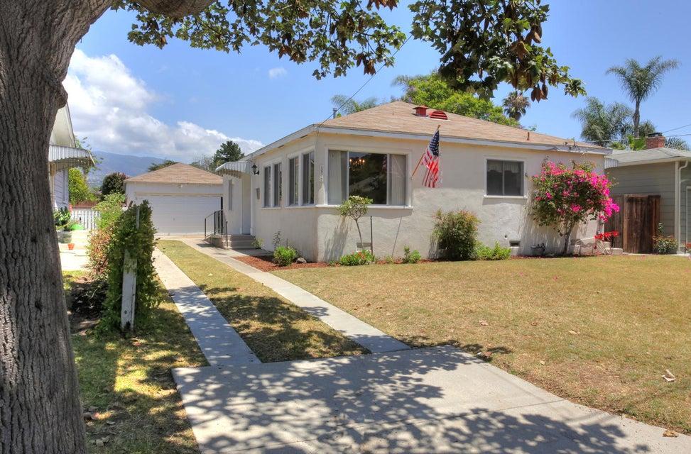 Property photo for 1808 Mountain Ave Santa Barbara, California 93101 - 15-1673