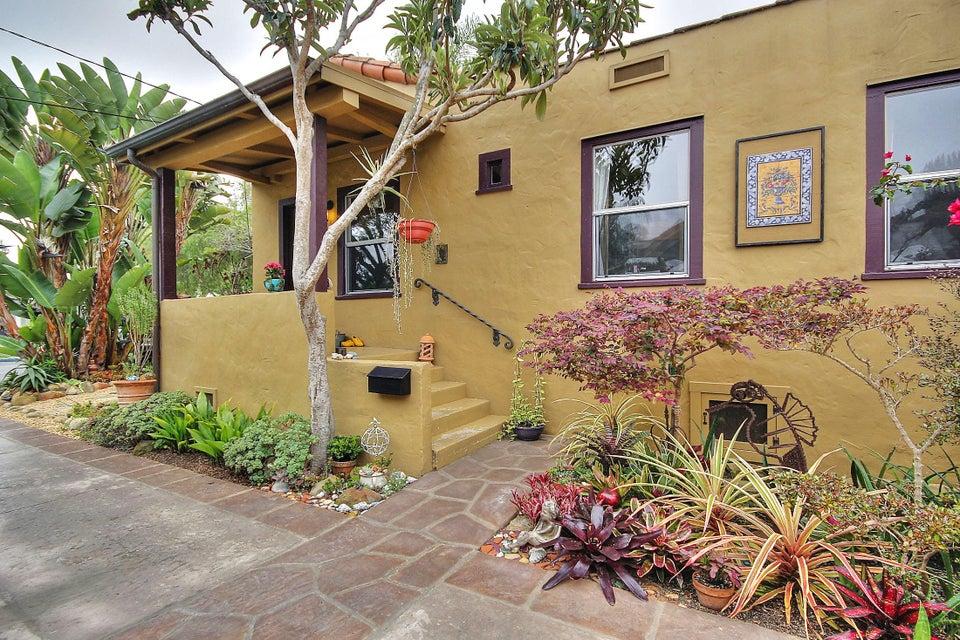 Property photo for 636 W Ortega St Santa Barbara, California 93101 - 15-2051
