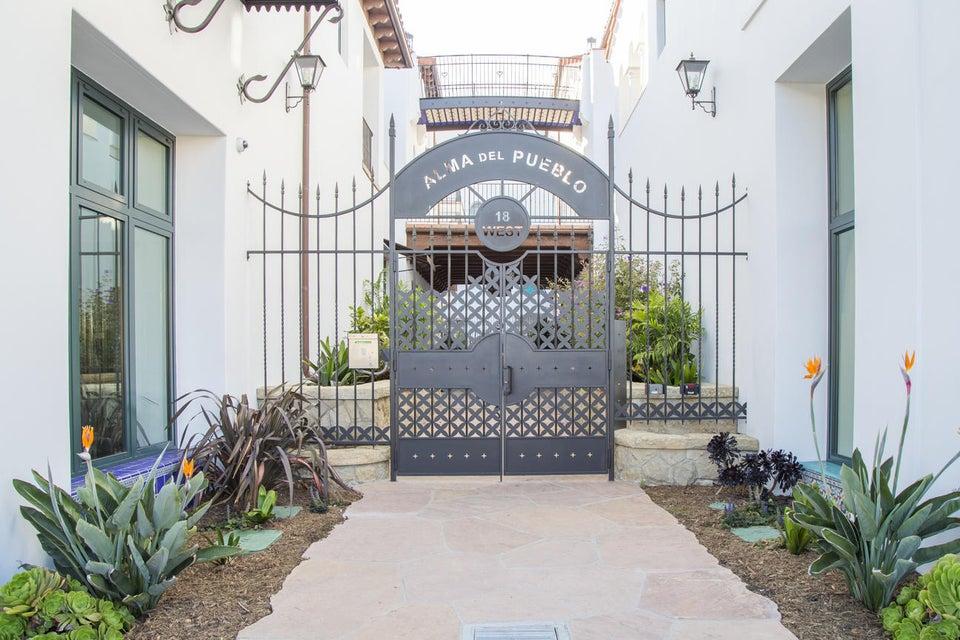 Property photo for 18 W Victoria #302 Santa Barbara, California - RN-12256