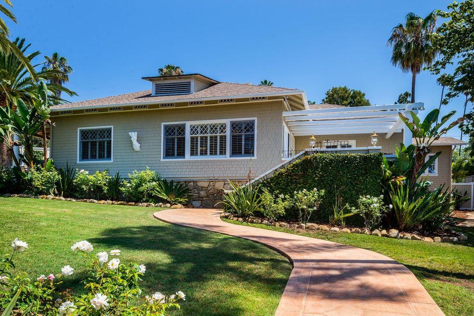 Property photo for 1336 Alta Vista Rd Santa Barbara, California 93103 - 15-2596