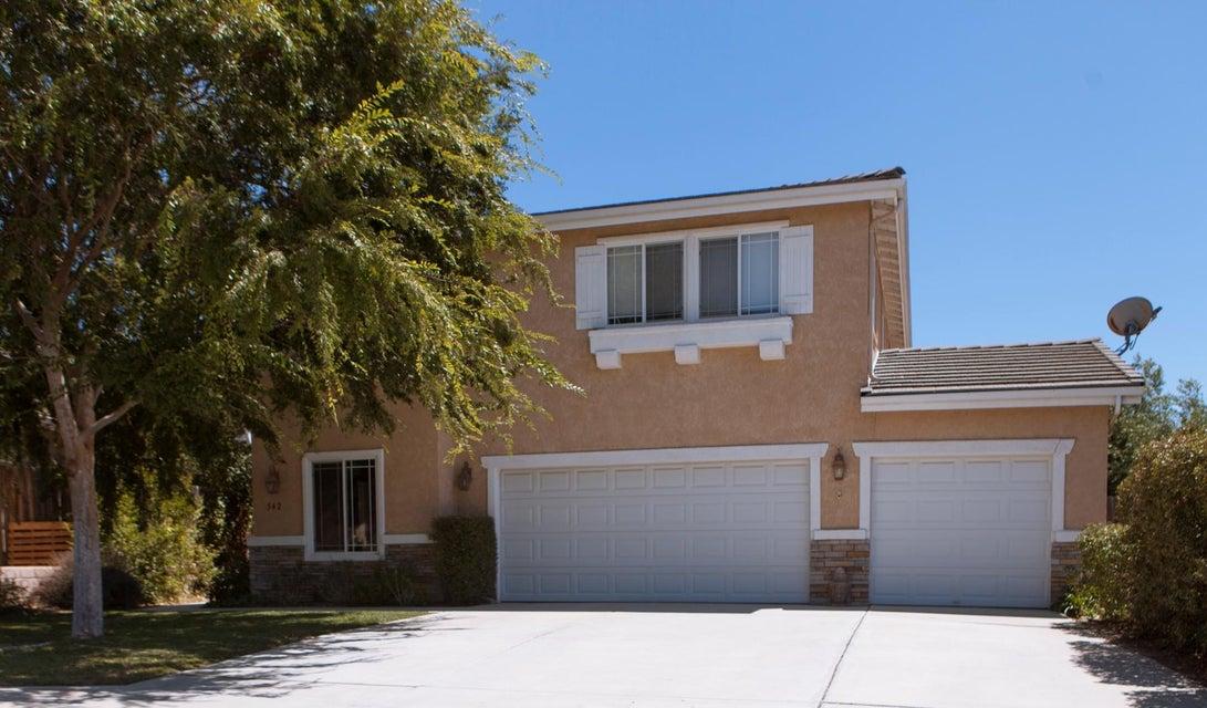 Property photo for 542 Cliffrose Ln Buellton, California 93427 - 15-2840
