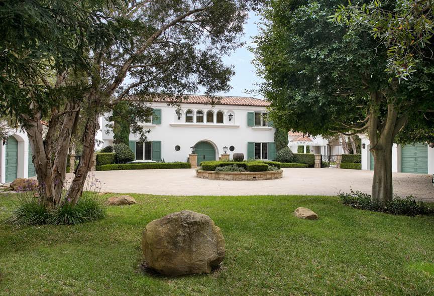 Property photo for 275 Toro Canyon Rd Montecito, California 93013 - 15-2873