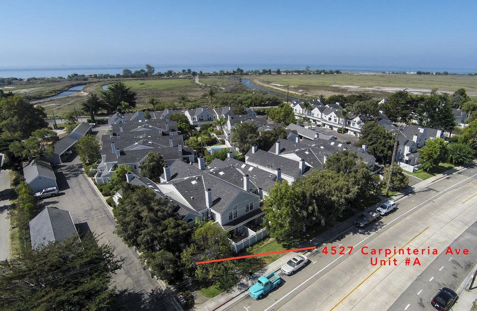 Property photo for 4527 Carpinteria Ave #A Carpinteria, California 93013 - 15-2886