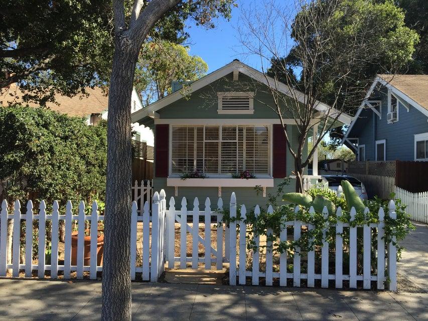 Property photo for 331 W Micheltorena St Santa Barbara, California 93101 - 15-3356