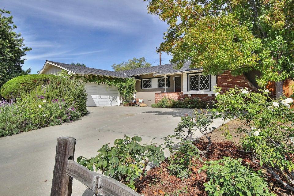 Property photo for 3710 Fortunato Way Santa Barbara, California 93105 - 15-3370