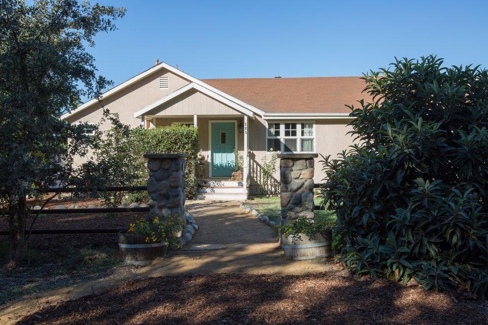 Property photo for 285 Shaw St Los Alamos, California 93440 - 15-3692