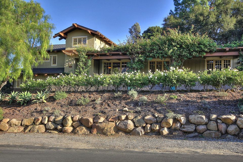Property photo for 1836 Hillcrest Rd Santa Barbara, California 93103 - 15-3665