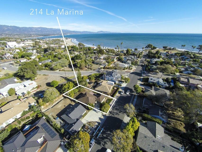 Property photo for 214 La Marina Drive Santa Barbara, California 93109 - 15-3987