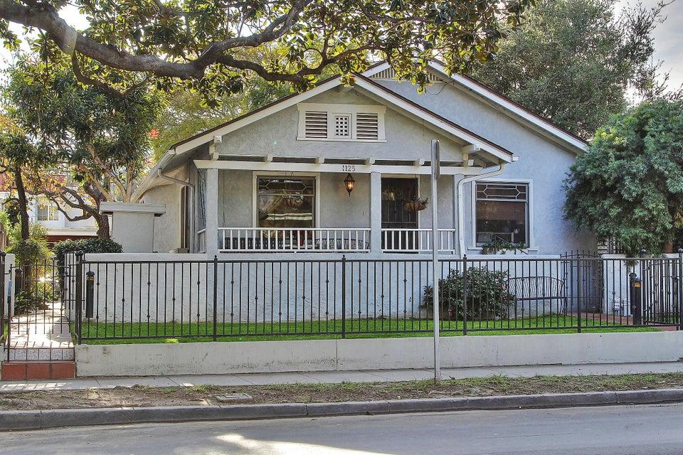 Property photo for 1125 San Andres St Santa Barbara, California 93101 - 16-147