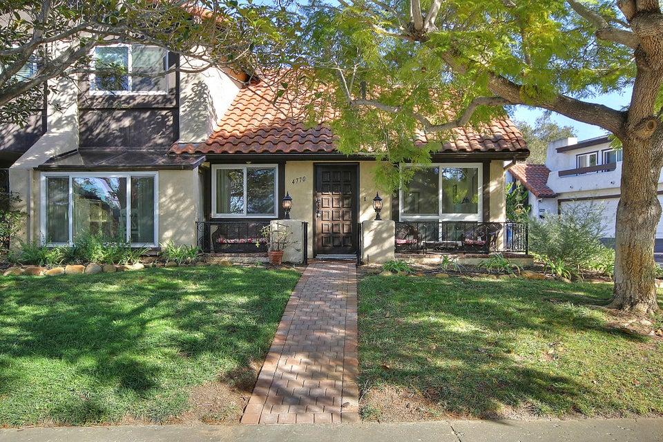 Property photo for 4770 Calle Camarada Santa Barbara, California 93110 - 16-186