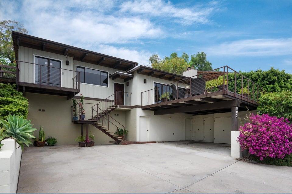 Property photo for 967 Cheltenham Rd Santa Barbara, California 93105 - 16-353