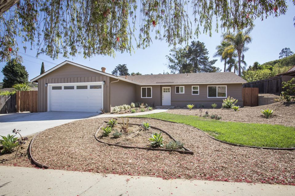 Property photo for 1269 Mountain View Rd Santa Barbara, California 93109 - 16-516