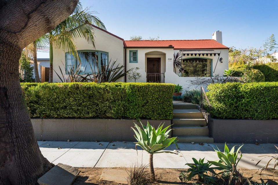 Property photo for 224 W Cota St Santa Barbara, California 93101 - 16-606