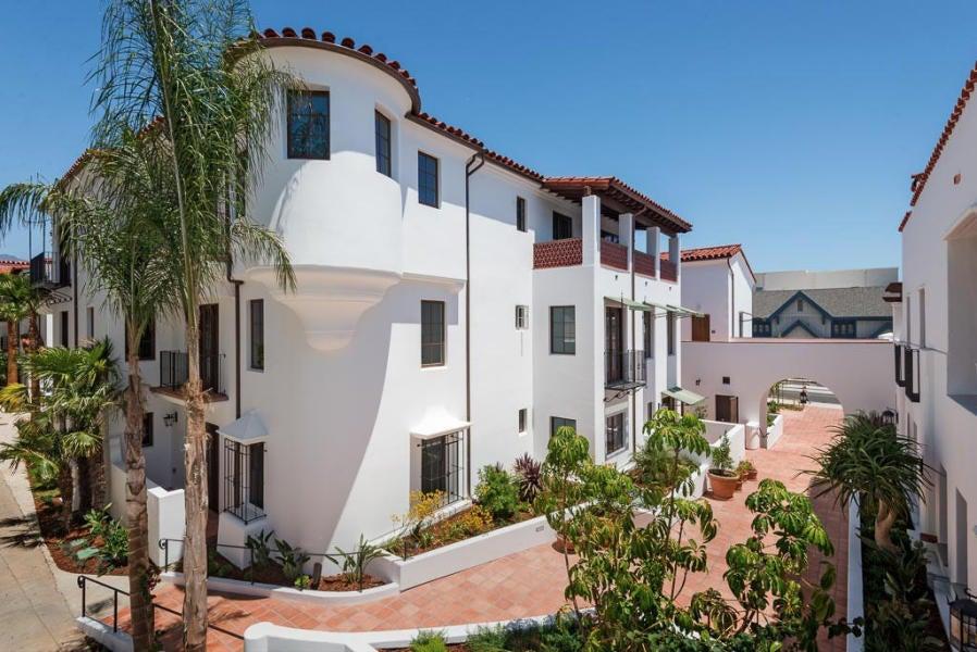 Property photo for 18 W Victoria Street #205 Santa Barbara, California 93101 - 16-700
