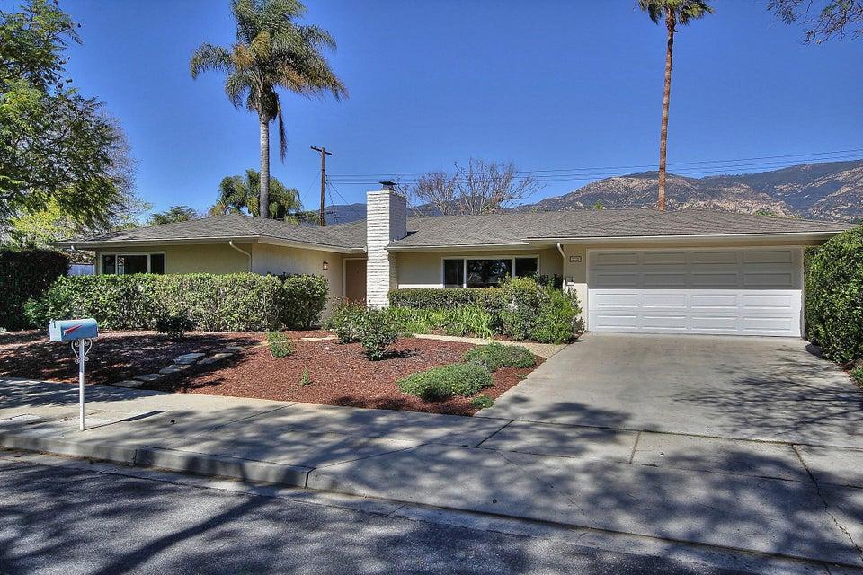Property photo for 3632 Capri Dr Santa Barbara, California 93105 - 16-757