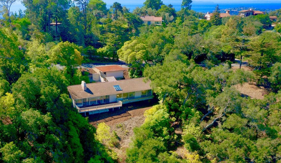Property photo for 1202 Las Alturas Rd Santa Barbara, California 93103 - 16-808
