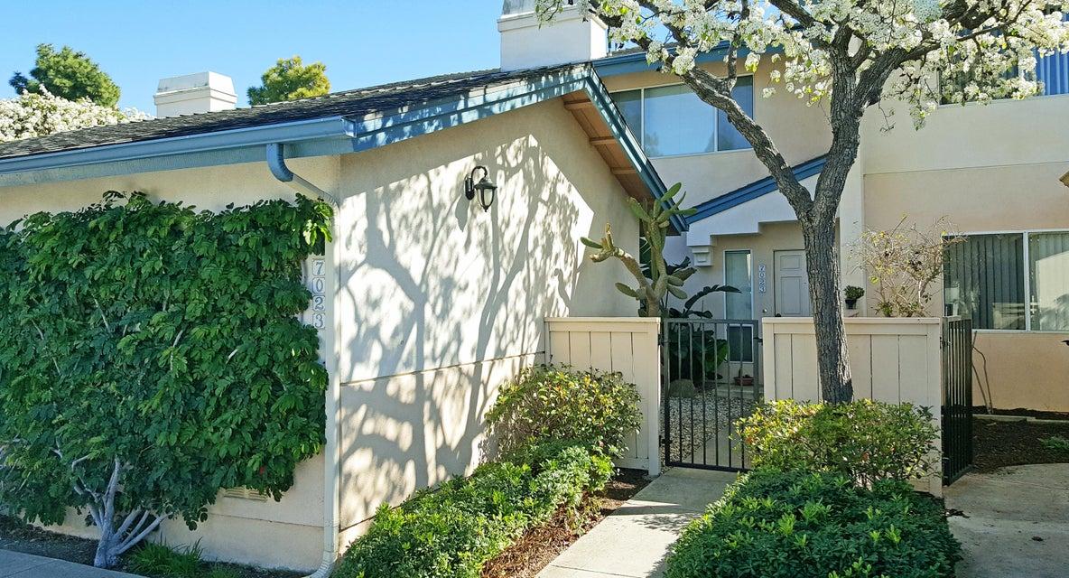 Property photo for 7023 Marymount Way Goleta, California 93117 - 16-907