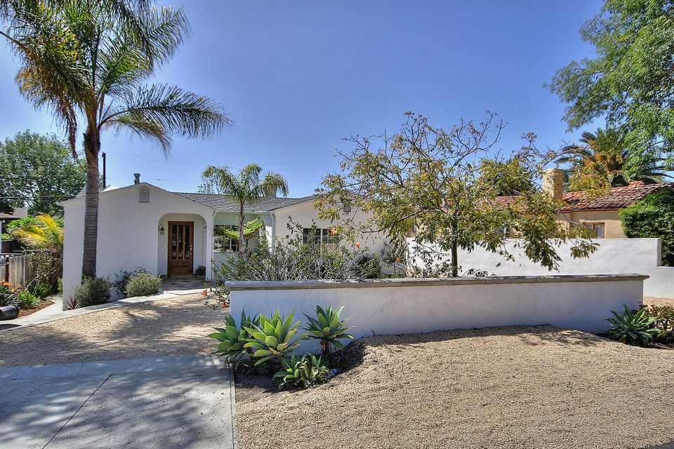 Property photo for 3015 Foothill Rd Santa Barbara, California 93105 - 16-1093