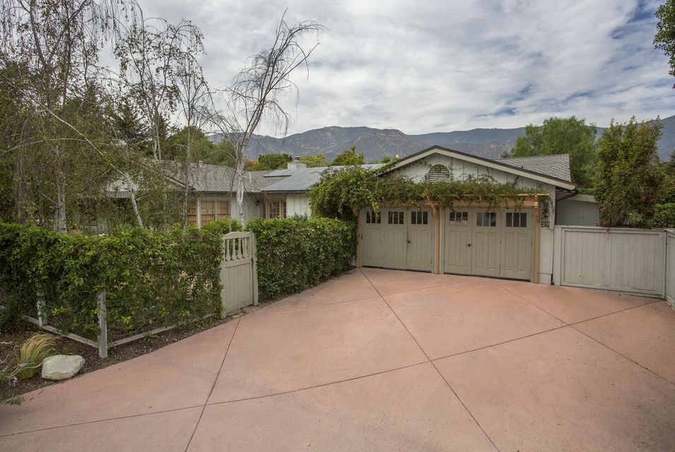 Property photo for 20 Sierra Vista Rd Montecito, California 93108 - 16-1198