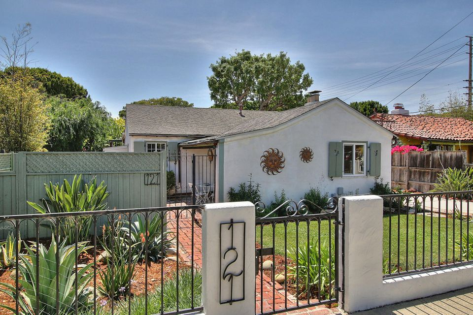 Property photo for 121 Juana Maria Ave Santa Barbara, California 93103 - 16-1372
