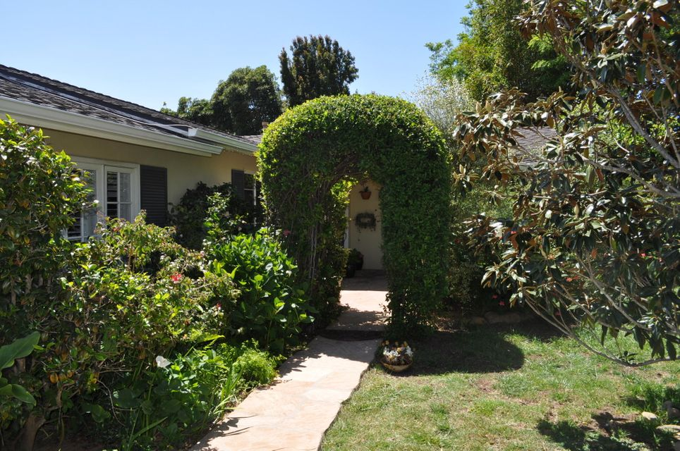 Property photo for 1366 Danielson Rd Montecito, California 93108 - 16-1374