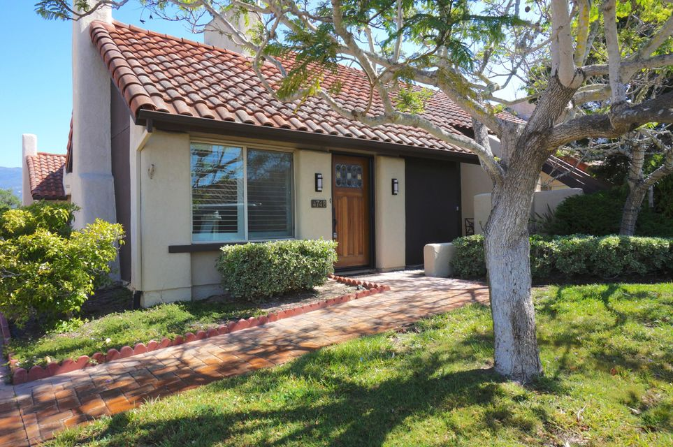 Property photo for 4748 Camino Del Rey Santa Barbara, California 93110 - 16-1393