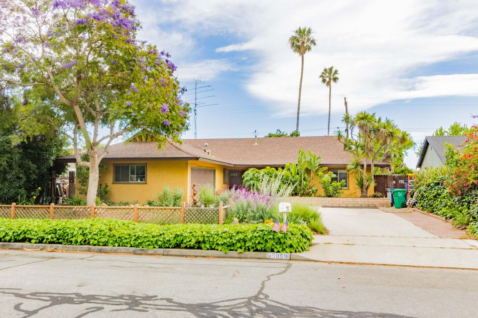 Property photo for 5089 Ella Ln Santa Barbara, California 93111 - 16-1534