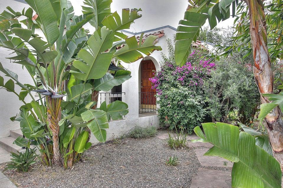 Property photo for 122 Juana Maria Ave Santa Barbara, California 93103 - 16-1591