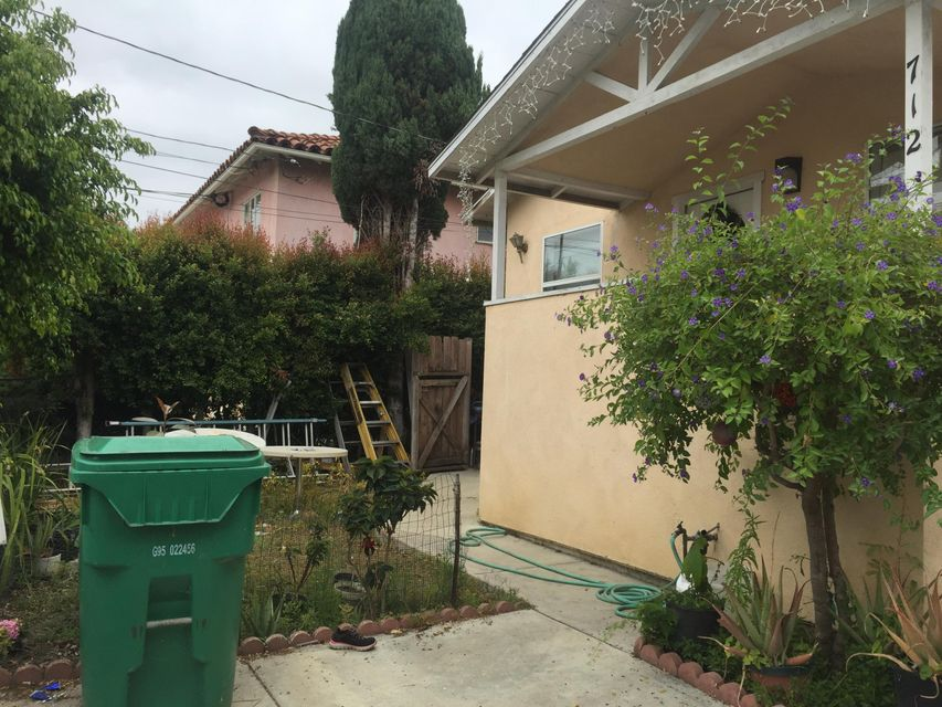 Property photo for 712 Spring St Santa Barbara, California 93103 - 16-1811