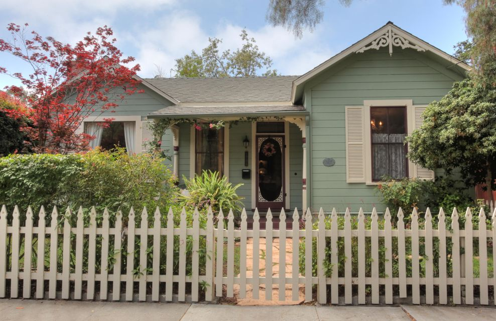 Property photo for 1705 Castillo St Santa Barbara, California 93101 - 16-1833