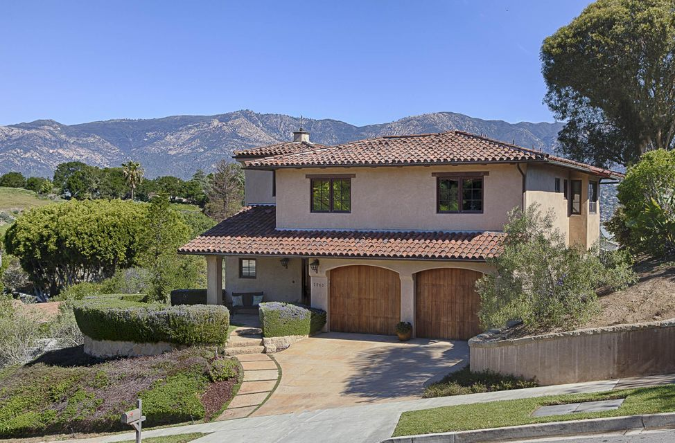 Property photo for 1840 La Coronilla Dr Santa Barbara, California 93109 - 16-2010