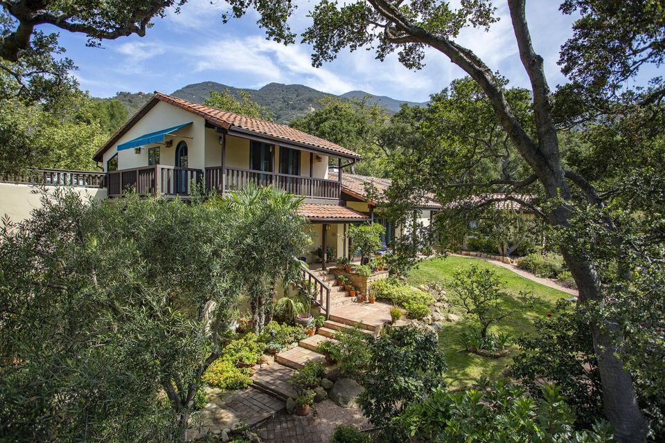 Single Family Home for Sale at 999 Hot Springs Rd Santa Barbara, California,93108 United States