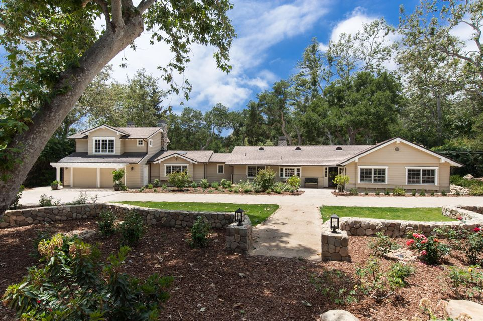 Property photo for 365 Hot Springs Rd Montecito, California 93108 - 16-2138