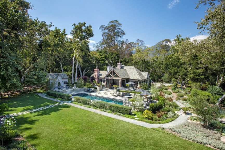 Property photo for 570 Meadow Wood Ln Montecito, California 93108 - 16-2474
