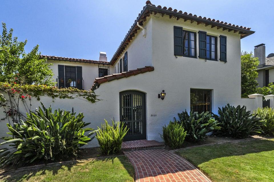 Property photo for 2021 Santa Barbara St Santa Barbara, California 93105 - 16-2527