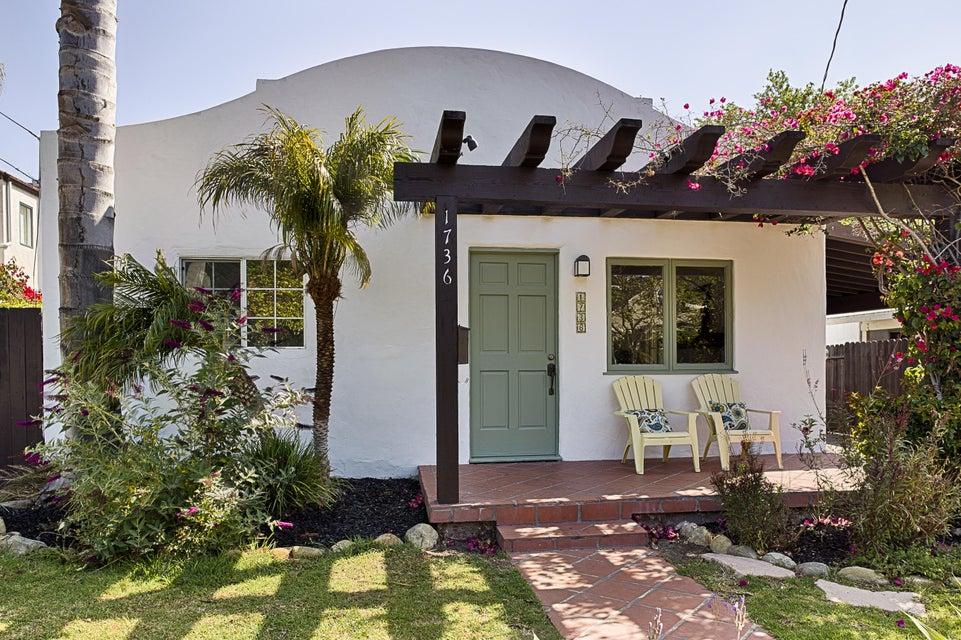 Property photo for 1736 Clearview Rd Santa Barbara, California 93101 - 16-2530